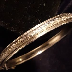 Vtg Whiting & Davis Co. BANGLE